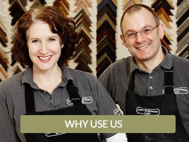 Why use Simon Robinson and Sons